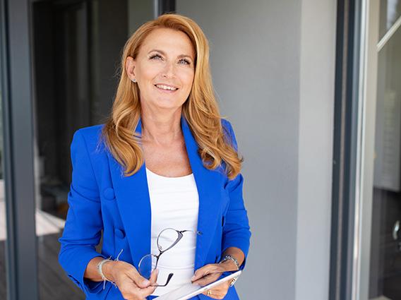 Dr. Beata Lutomska-Kaufmann, Arbeitsmedizin